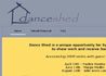 Danceshed Website